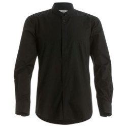 Kustom Kit KK161 Men's Mandarin Collar Shirt Long Sleeve