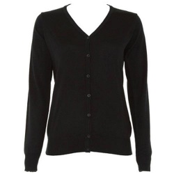 Kustom Kit KK354 Women's Arundel V Neck Cardigan
