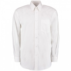 Kustom Kit KK105 Men's Corporate Oxford Work Shirt Long Sleeve