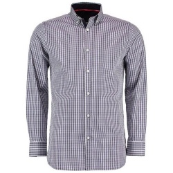 Kustom Kit KK136 Clayton & Ford Gingham Shirt