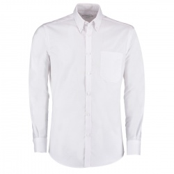 Kustom Kit KK182 Stretch Oxford Shirt