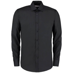 Kustom Kit KK192 Slim Fit Business Shirt Long Sleeve