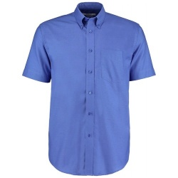 Kustom Kit KK350 Workwear Oxford Shirt Short Sleeve