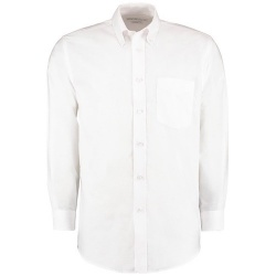 Kustom Kit KK351 Workwear Oxford Shirt Long Sleeve