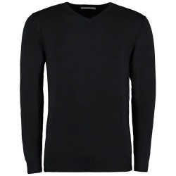 Kustom Kit KK352 Men's Arundel V Neck Sweater Long Sleeve