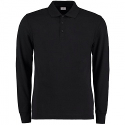 Kustom Kit KK430 Men's Pique Long Sleeve Polo