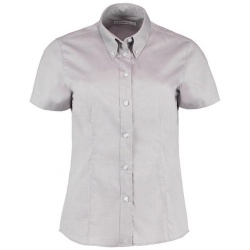 Kustom Kit KK701 Women's Corporate Oxford Shirt Short Sleeve