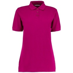 Kustom Kit KK703 Ladies Klassic Polo 65% Polyester 35% Cotton 185gsm