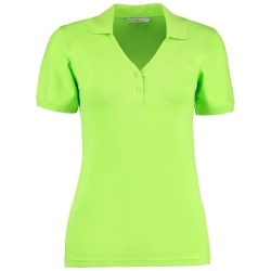 Kustom Kit KK732 Sophia Comfortec® Ladies 98% Cotton 2% Lycra 210gsm Polo Shirt