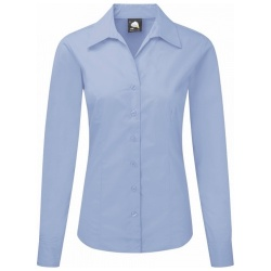 ORN Clothing The Premium Oxford Long Sleeve Blouse 145gsm