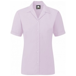 ORN Clothing The Premium Oxford Short Sleeve Blouse 145gsm