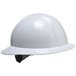 Portwest PS52 Full Brim Future Hard Hat White