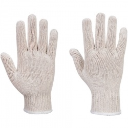 Portwest A030 String Knit Liner Gloves (box of 300 pairs)