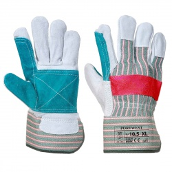 Portwest A229 Classic Double Palm Rigger Glove