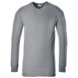 Portwest B123 Thermal T-Shirt Long Sleeve
