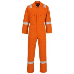 Portwest FR50 Bizflame Plus Anti Static Flame Retardant Coverall 350G