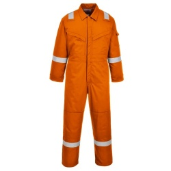 Portwest FR52 Padded Winter Anti Static Coverall 620g