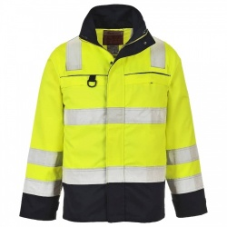 Portwest FR61 Hi Vis Multi Norm Jacket