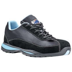 Portwest FW39 Steelite™ Ladies Safety Trainer S1P HRO