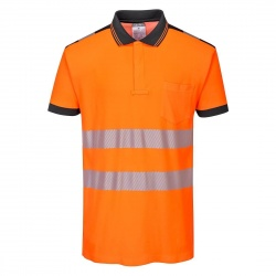Portwest T180 PW3 Vision Hi-Vis Polo Shirt
