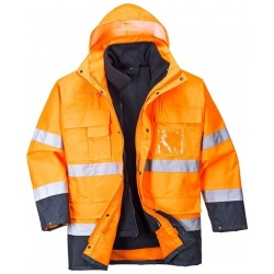 Portwest S162 Lite 3 in 1 Hi Vis Jacket