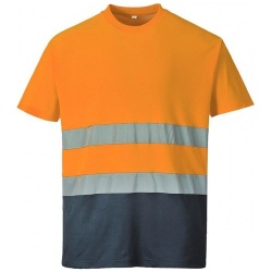 Portwest S173 Two Tone Cotton Comfort T-shirt