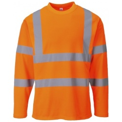 Portwest S278 Long Sleeved Hi Vis T-shirt