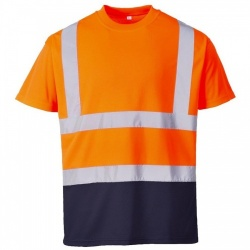 Portwest S378 Two Tone Hi Vis T-shirt
