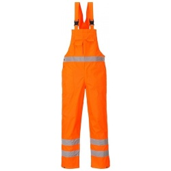 Portwest S388 Hi-Vis Bib & Brace - Unlined
