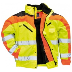 Portwest S464 Contrast Plus Bomber Jacket