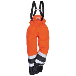 Portwest S782 Bizflame Rain Hi Vis Multi-Protection Trouser