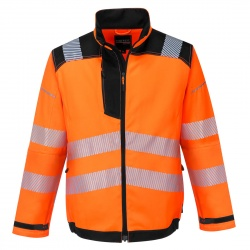Portwest T500 PW3 Vision Work Hi-Vis Jacket