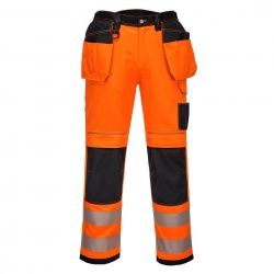 Portwest T501 PW3 Vision Holster Hi-Vis Trousers