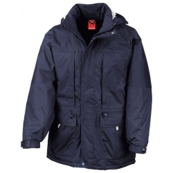 Result Clothing Multi-Function Winter Jacket R065X