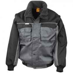 Result Work-Guard R071X Zip Sleeve Heavy Duty Jacket