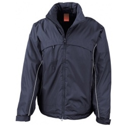 RESULT CLOTHING WATERPROOF CREW JACKET R078X