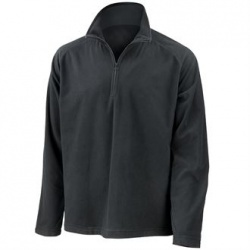 RESULT Clothing Micron Fleece 1/4 Zip R112X