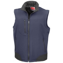 Result Clothing Work-Guard R123X Soft Shell Bodywarmer