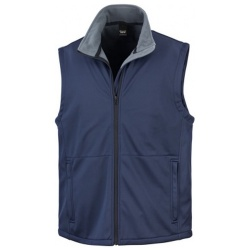RESULT SOFT SHELL BODYWARMER R214X