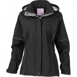 RESULT CLOTHING WOMENS URBAN FELL LIGHTWEIGHT TECHICAL JACKET R111F