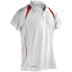 Result Spiro Activewear S177M Mens Team Spirit Polo Shirt