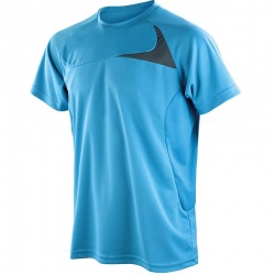 Result Spiro Activewear S182M Mens Dash Training Shirt