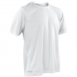 Result Spiro Activewear S253M Mens Quick Dry Short Sleeve T-Shirt