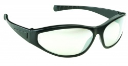 JSP Stealth 3000 Clear Wrapround Safety Glasses