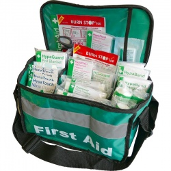 Safety First Aid Group K3013 BS 8599 Compliant First Aider Haversack