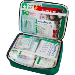 Safety First Aid Group K3016 BS 8599 Compliant First Aid Kit in Nylon Case