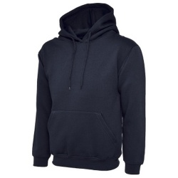 Uneek UC501 Premium Hooded Sweatshirt 350gsm