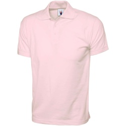 Uneek UC122 Jersey 100% Cotton Polo Shirt 190gsm