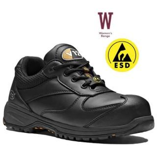 V12 Turbo Safety Boots Trainer Shoe Composite Metal Free Vegan Friendly V1930