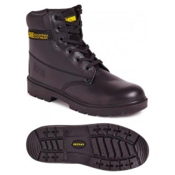 Apache Workwear AP300 Black 6 Eye Safety Boot
